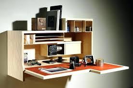 wall mounted desk organizer wooden