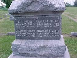 Juliette Smith (1863-1869) - Find A Grave Memorial