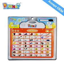 Education Kids Language Learning Charts Audio Kids Talking Wall Charts Buy Learning Charts Kids Laptop Learning Machine Toy Catcher Machine Product