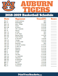 auburn game schedule