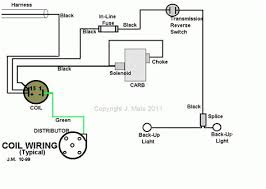 1969 vw bug coil wiring diagram