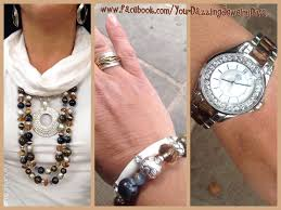 Top Notch Premier Designs Combo Of The Day Premier Signature Necklace Top Notch Worn