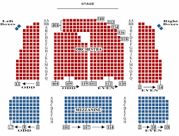 Shubert Theater Nyc Seating Chart Booth Theatre Broadway New York Booth Theatre Seating Plan