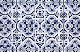 blue floor tiles. Blue Pattern Detail Of Portuguese Glazed Ceramic Tiles.   Stock Photo Colourbox Floor Tiles L