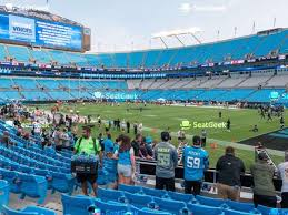 Bank Of America Stadium Charlotte Nc Seating Chart Your Ticket To Sports Concerts More Seatgeek