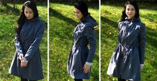 Ladies Coat Patten