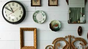 Shabby Chic Wall Decor Shabby Chic Wall Decor Ideas Youtube