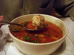 Znalezione obrazy dla zapytania soup bors) Romanian.