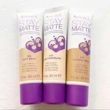 Rimmel Stay Matte Foundation Color Chart Rimmel London Makeup Rimmel Stay Matte Liquid Mousse