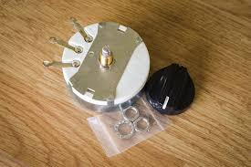 diy workshop how to build your own attenuator guitar bass the l pad we bought came fixings and a nice big control knob make sure you buy the right l pad for your needs this one was rated at 8 ohms and can