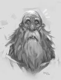 Resultado de imagem para crazy old man drawing