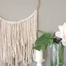 diy boho chic wreath craftgawker