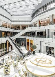 Designer Stores In Dubai Fashion Avenue The Dubai Mall Kinnersley Kent Design
