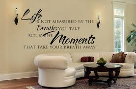 Life Quote Wall Stickers Living Room Wall Decals Inspirational Quote 29