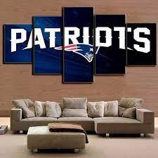 new england patriots wall art home