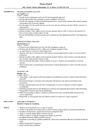 Download Analyst, AR Resume Sample as Image file