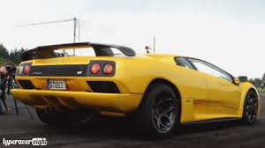 Lamborghini Diablo VT 6.0 Loud Sounds! - YouTube