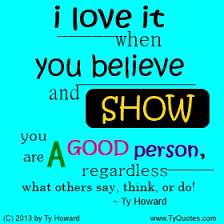 Good Person Quotes New Quotes For Youth By Ty Howard Motivational Inspirational Thoughts