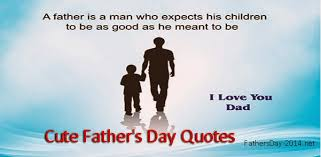 Fathers Day Quotes From Daughter New Cute Father's Day Quotes 48 From Daughter Son Top 48