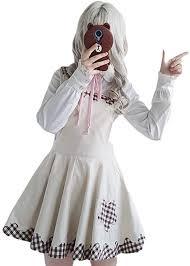 Topin Japanese Kawaii Girls Lolita Dress <b>School Girl Sweet</b> Anime ...