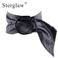 118x17cm new designer black wide corset leather belt female tie waistband bow leisure belts for women dress waist band a038 jiu jitsu belts gold belt from
