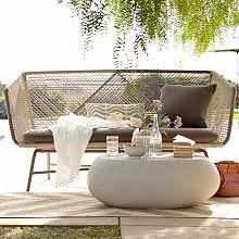 outdoor furniture west elm. Huron Outdoor Sofa \u2013 Gray/Seal Furniture West Elm Y