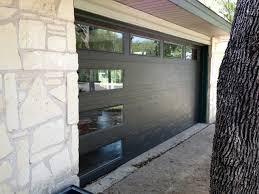 mid century modern garage doors with windows. Mid-Century Modern Garage Door By Cowart Systems Midcentury-garage Mid Century Doors With Windows Houzz