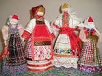 Русская кукла оберег