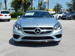 2018 mercededs slc 300 silver best lease deals miami 5