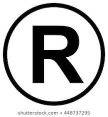 Registered Symbol Trademark Symbol Photos 40 622 Trademark Stock Image