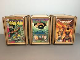 comic book display. Delighful Comic Comic Book Storage Boxes 3 With Frame Display And Store  Comics On Display R