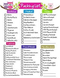 25 Best Packing List For Travel Images Destinations Vacation Viajes