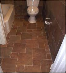 Tiled Bathroom Floors 30 Beautiful Pictures And Ideas Custom Bathroom Tile Photos
