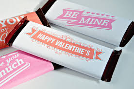 chocolate bar wrappers homan at home