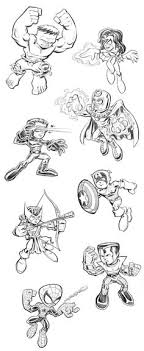 Small Picture super hero squad wolverine coloring pages121419jpg 6781663
