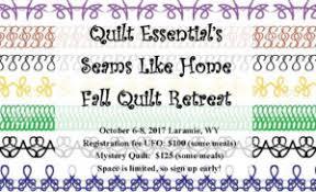 Events | Quilt Essentials Laramie Wyoming Quilting Classes Fabric & Quilt Essentials Winter Quilt Retreat Adamdwight.com