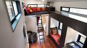 Modern Tiny House On Wheels Slideshow Short Tour YouTube - Tiny house on wheels interior