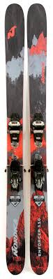 Nordica Enforcer 110 Size Chart 2019 Nordica Enforcer 110 Skis With Marker Griffon Demo Bindings Used Demo Skis 185cm