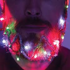 Beard Lights Beard Lights Tinsel Set