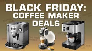 Coffee Machine Deals The Best Coffee Machine Deals On Black Friday 2015 Techradar