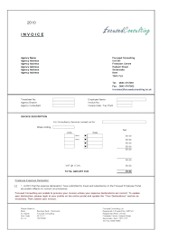 Proposal For Services Template Free Proposals Examples Of Invoices