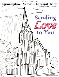 Small Picture Coloring Books AME Church Coloring Page