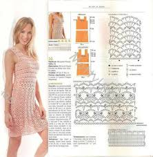 Free Crochet Dress Patterns Enchanting Crochet Dress Pattern Crochet And Knit