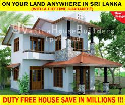 free house plans sri lanka and sri lanka home plans