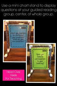 Mini Anchor Chart Stand Build This Mini Anchor Chart Holder For Guided Reading