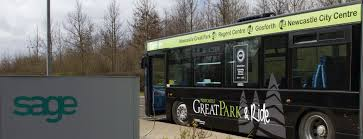 Newcastle Great Park – Life 28th April - 4th May Catch the Bus Week ...