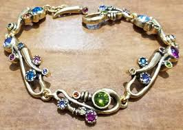 this handmade bracelet is made by patricia locke jewelry patricia locke names each style and