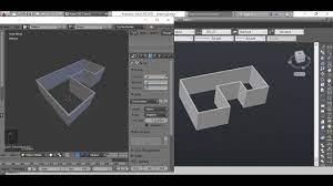 Autocad,ten Blender,a Ölçülü Çizim ve 3d Model Aktarma - YouTube