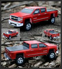 2014 Chevy Silverado Pickup Truck Paper Model Free Template Download