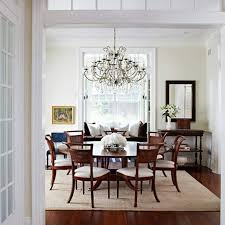 Interesting Dining Table Rug with Bhg Centsational Style